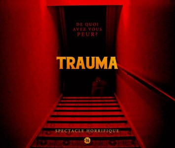 TRAUMA – spectacle horrifique